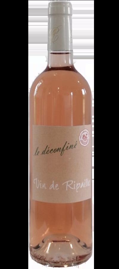Bouteille le Déconfiné Rosé Château Penin